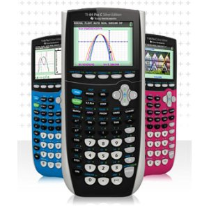 Ti-84 Plus Color Silver Ed. Graphing Calculator