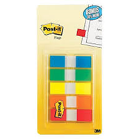 Post- It To-Go Flags 5/Pk