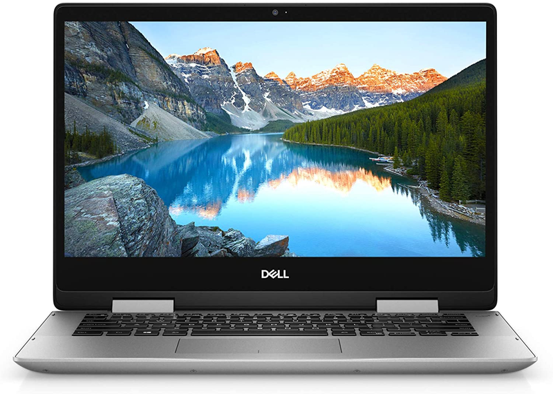 "DELL - INSPIRON 2-IN-1 14"" TOUCH-SCREEN LAPTOP - INTEL CORE i3 - 8GB MEMORY - 128GB SSD"