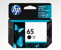 HP 65 INK CARTRIDGE