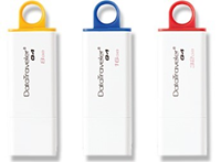 Kingston Datatravler G4 Usb Flash Drive