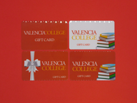 Valencia Campus Store Gift Card